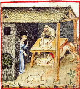 Medieval Cheese Making 2