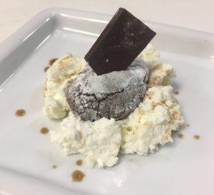 Chocolate & Ricotta
