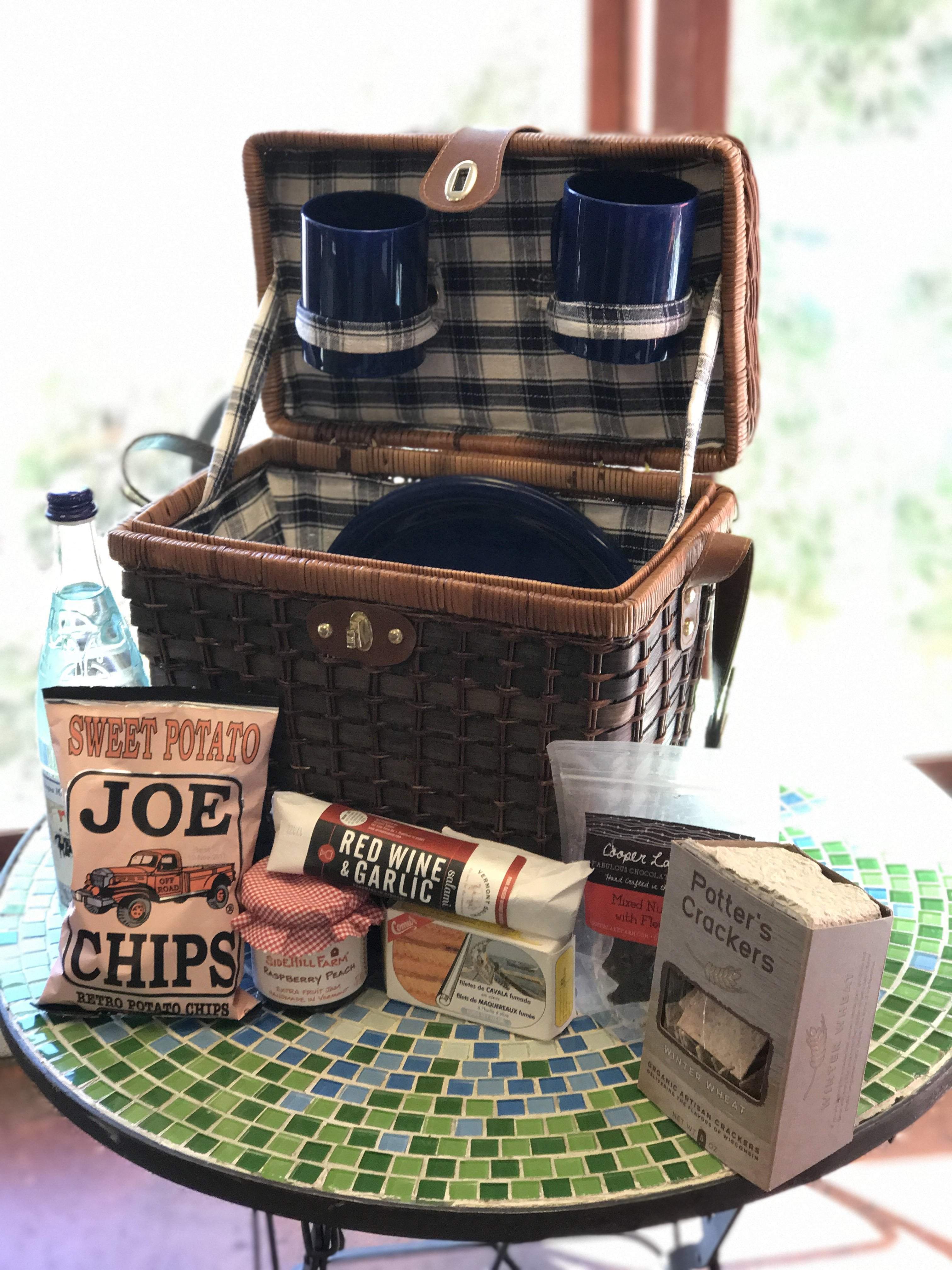 Cheese blog the cheese traveler a cheese meat and specialty the essentials for a well stocked picnic basket include negle Image collections